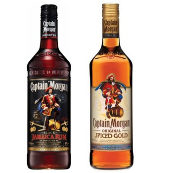 Captain Morgan Rum and Fun Duo