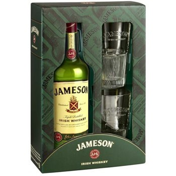 Jameson Legend Gift Set