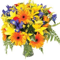 Send a bouquet of spring flowers to israel mightylinksfo