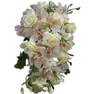 Angelic Devotion Bridal Bouquet