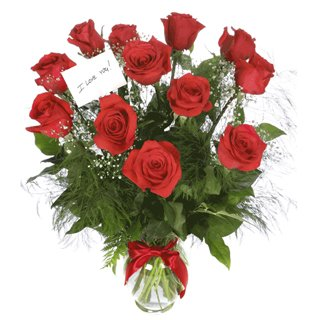 Bouquet of 11 roses - Roses on www.israelflorist.com