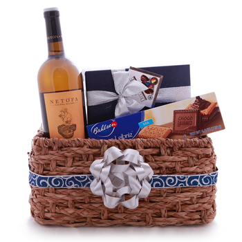 Hanukkah Holiday Basket