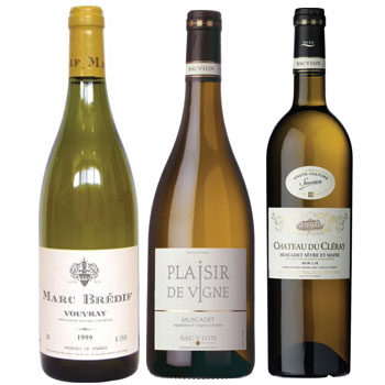 Light and Lovely Wine Trio