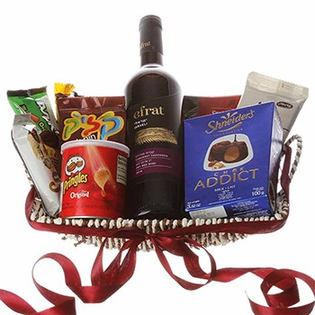 Movie at Home Hamper