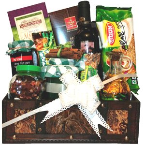 Healthy Choices Gift Basket