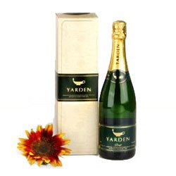 Israeli champagne - Wine-and-Champagne on www.israelflorist.com