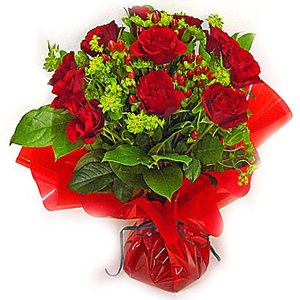 Passionate Kisses Bouquet