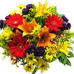 Four Seasons bouquet