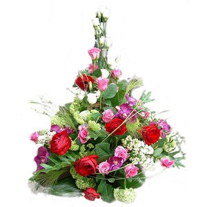 Tower of Love Centerpiece